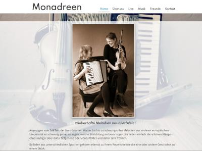 Monadreen - Zauberhafte Melodien aus aller Welt
